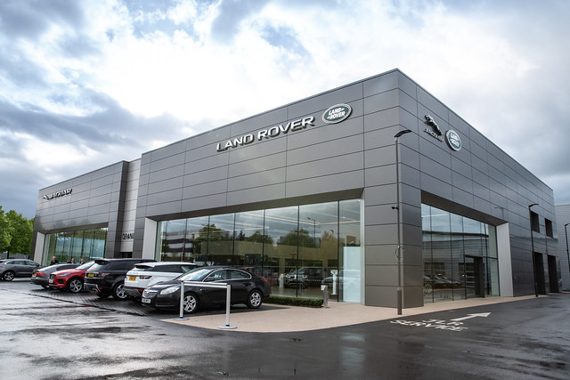 Jaguar & Land Rover Hatfield Opening Event