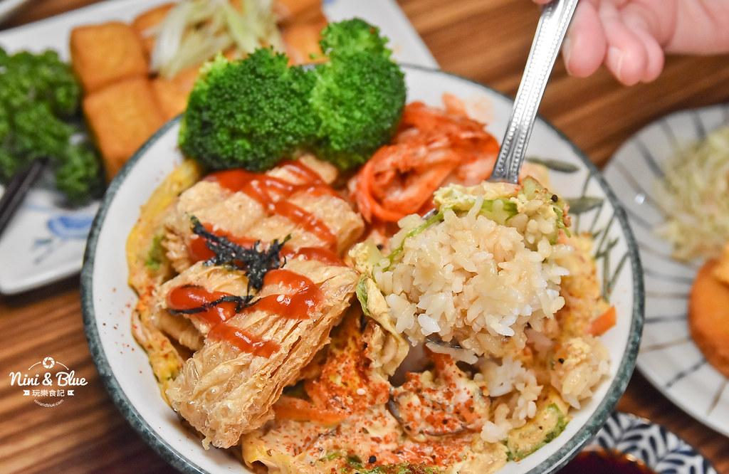 台中一中素食 滷菩提 中友素食 中國醫美食27