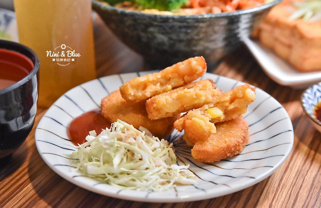 台中一中素食 滷菩提 中友素食 中國醫美食25
