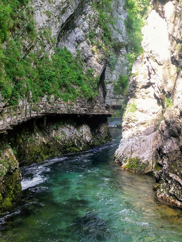 Vintgar Bled Slovenia