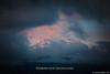 """Il monte Guglielmo con la """"testa fra le nuvole"""""""
