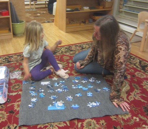 another Frozen puzzle