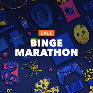 Binge Marathon Sale