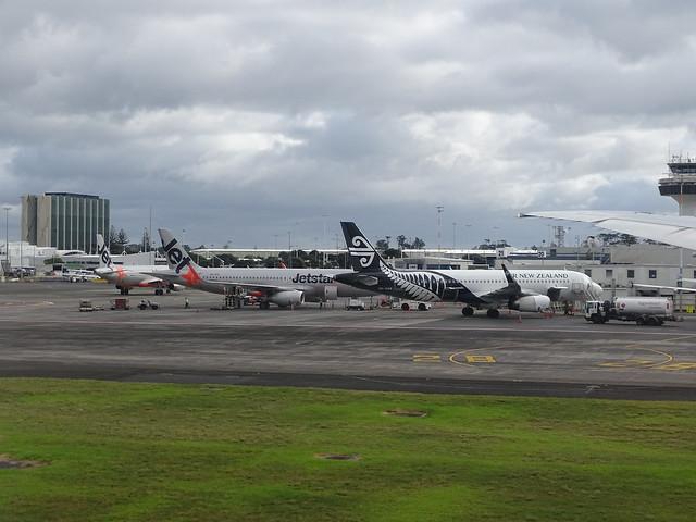 Auckland Domestic Terminal Jetstar Gates