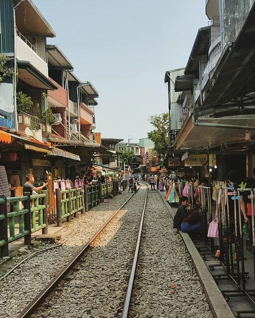 Shifen Old Road