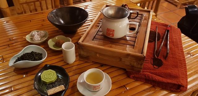 A-MEI Tea House in Jiufen
