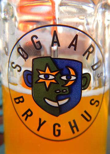Søgaard Bryghus (Brewpub) beer in Aalborg, Denmark