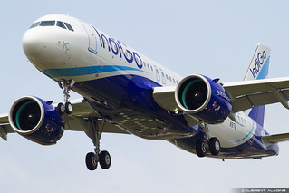 IndiGo Airbus A320-271N cn 8978 F-WWBS // VT-???   by Clément Alloing - CAphotography