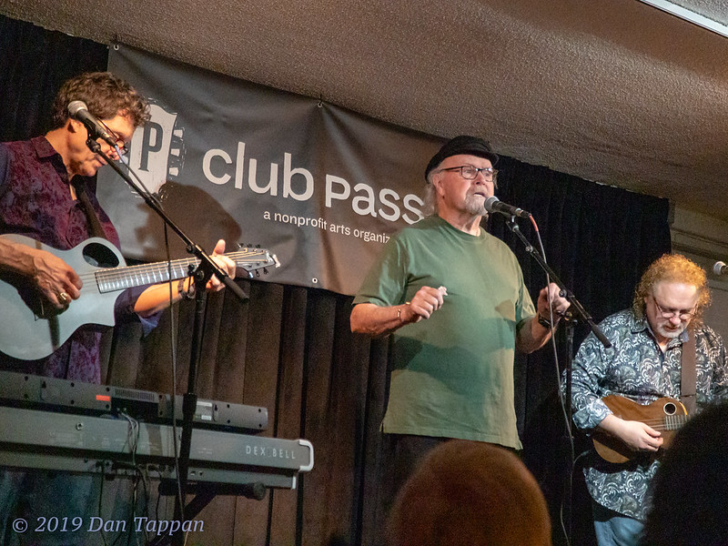 Tom Paxton & The DonJuans 4/7/19
