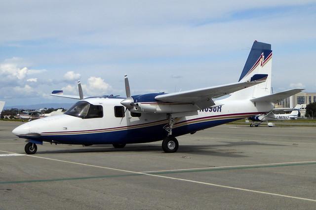 N698R Aero Commander 500-B cn 500A-910-19 TVPX Aircraft Solutions Inc Trustee Torrance 21Feb19