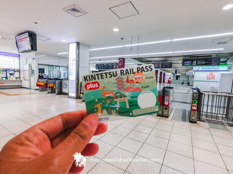 OSAKA TRAVEL GUIDE: KINTETSU RAIL PASS