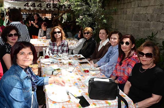 ÇYDD'den defileli Anneler Günü kahvaltısı