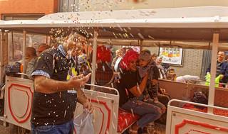 Les confettis - The confettis | by p.franche malade - Sick