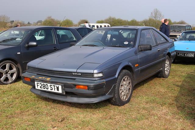 Nissan Silvia ZX Turbo F280STW