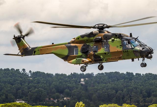 ALAT NHI NH-90 TTH F-MEAA