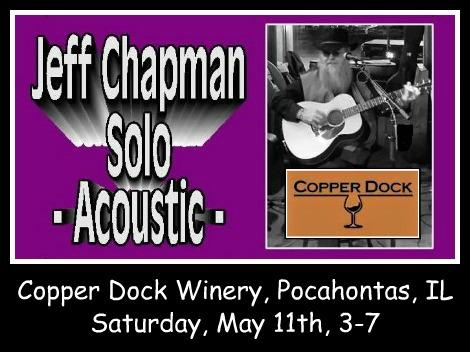 Jeff Chapman 5-11-19