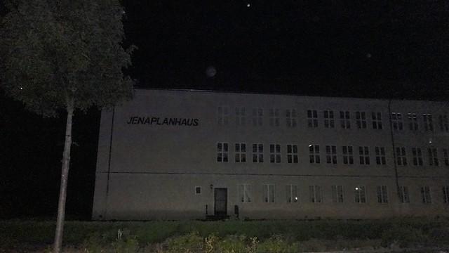1956/57 Lübbenau 1.Zentralschule mit 16Klassen Poststraße 29a in 03222