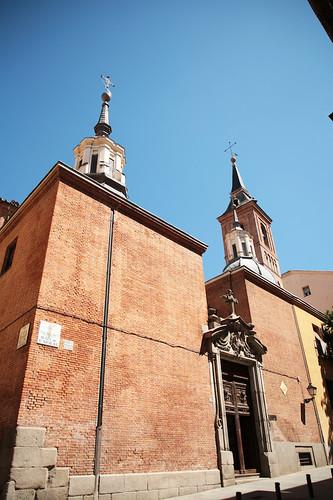 Iglesia de San Nicolás de los Servitas