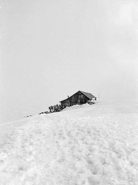 Rifugio Quintino Sella al Felik - 3585 m s.l.m.