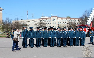 30.04.2019 | 370-летие службы пожарной охраны