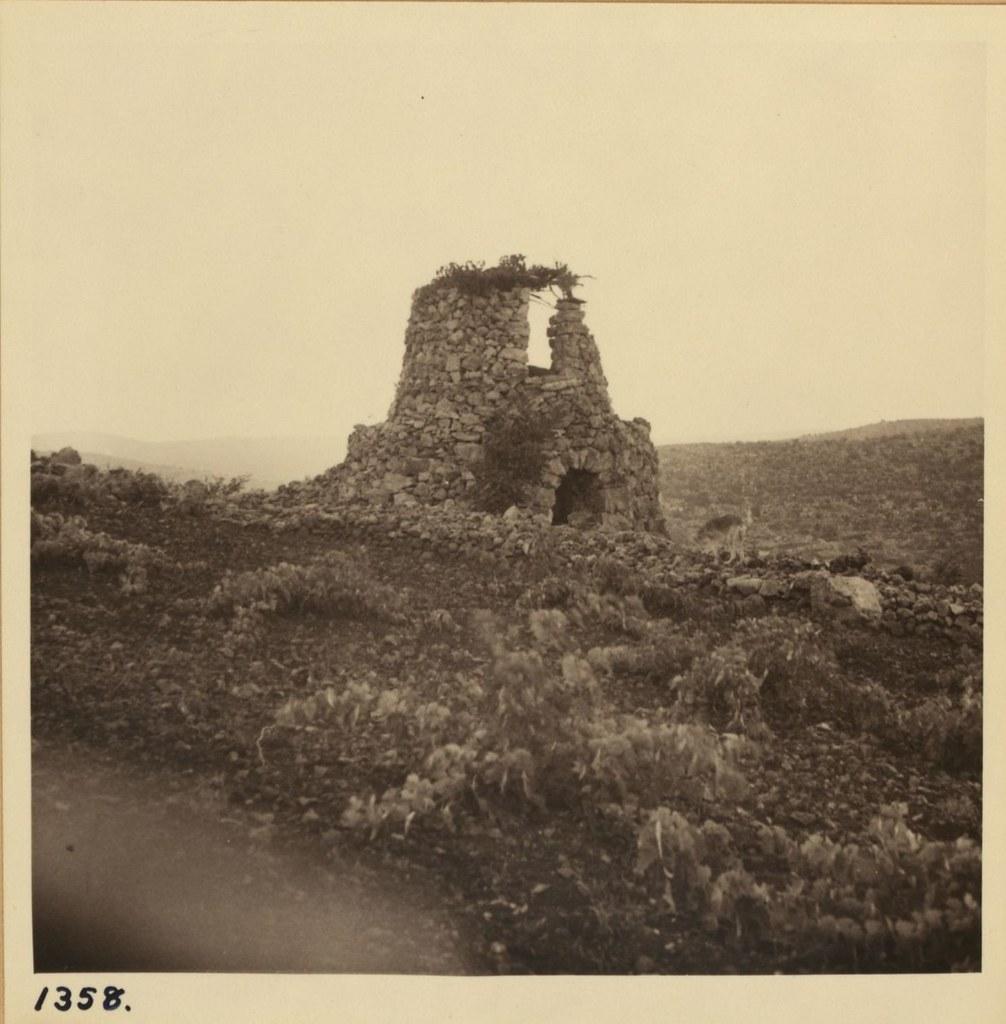 17. Сторожевая башня возле Бейтина. 18 июля