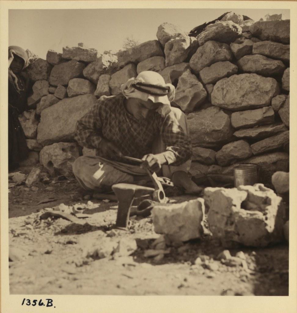 16. Цыганский кузнец в Бейтине. 18 июля