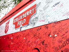 Strawberry Field Graffiti ...