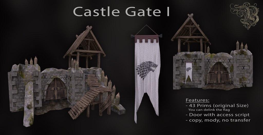 Castle Gate I Adv