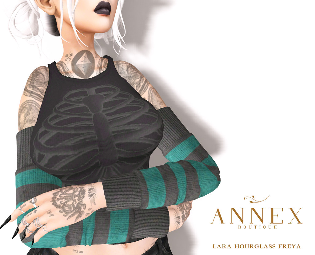 TA ARMWARMERS – STRIPED VENDOR