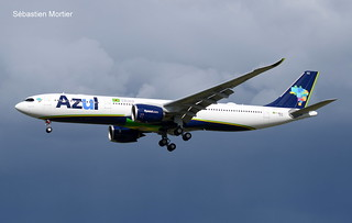 330.941-NEO AZUL AIRLINES F-WWYP 1876 TO PR-ANZ 10 04 19 TLS