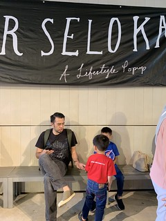 Pasar Seloka @ The Grounds, MAHSA