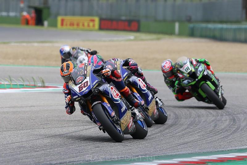 WorldSBK race 1
