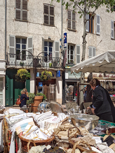 Antibes Saturday Market