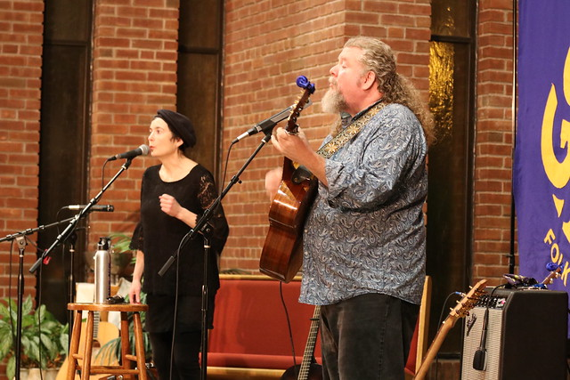 Joe Jencks & Maria Dunn-In The Spirit of Pete 5-3-2019
