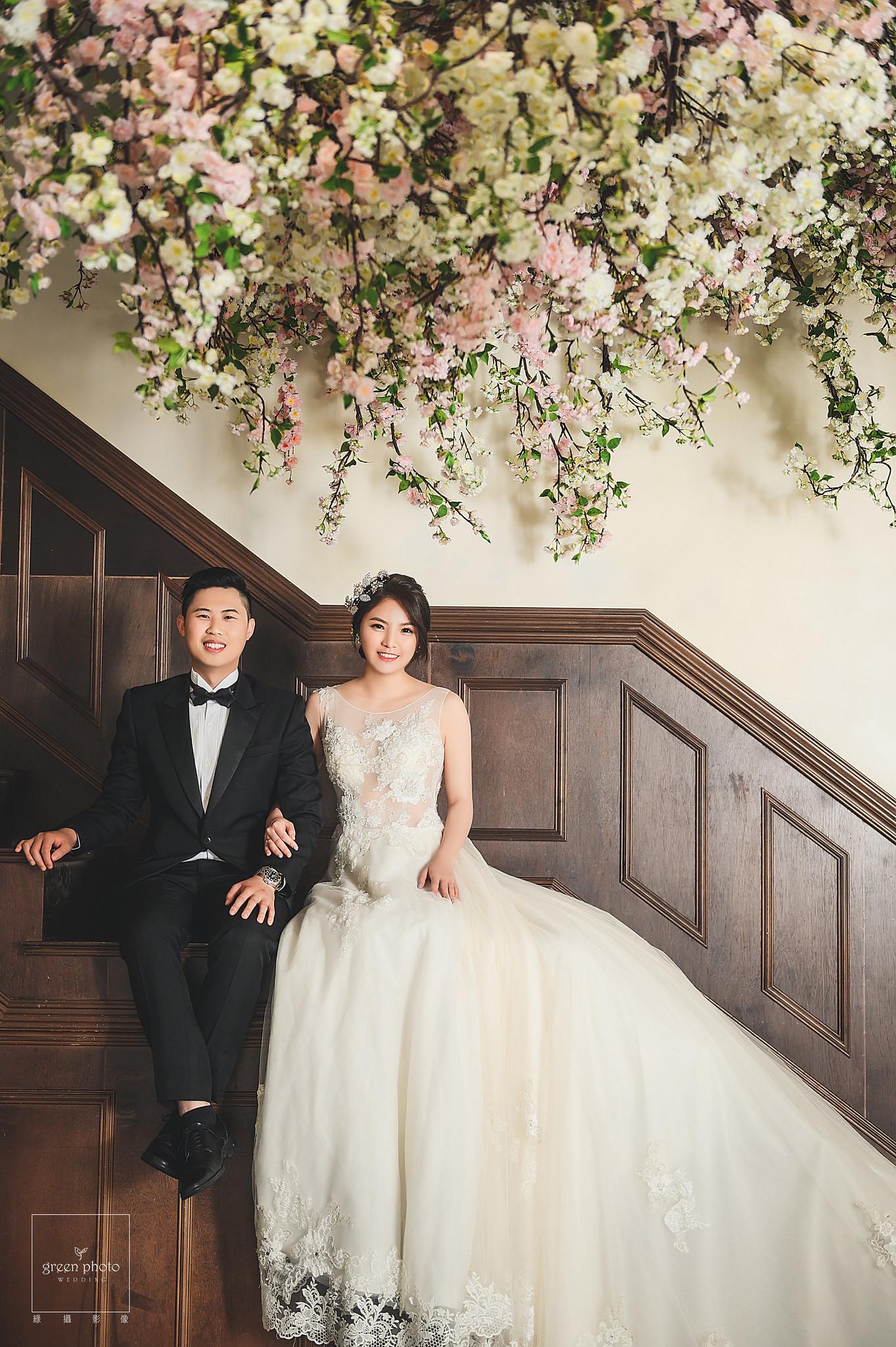 婚紗攝影|台北婚紗|攝影棚婚紗|海邊婚紗
