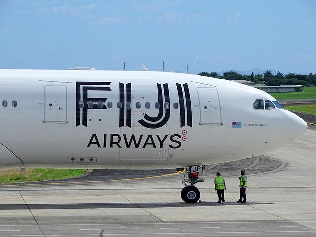 Fiji Airways Airbus A330-FJP200 DQ-