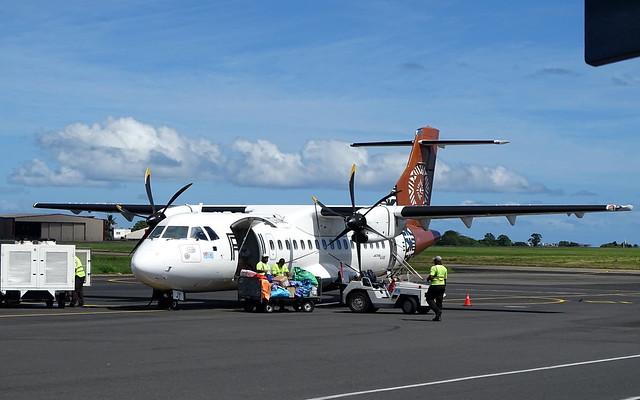 Fiji Link ATR-42 DQ-FJY