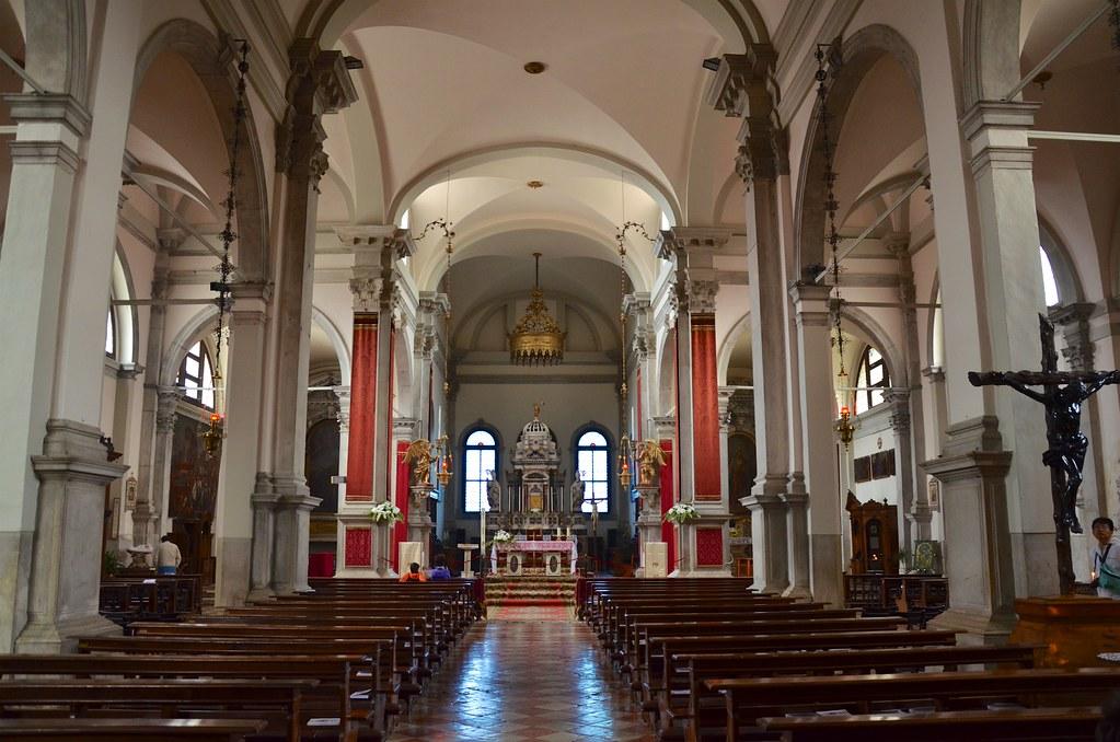 Chiesa Di San Martino Vescovo On Burano Island Joe Shlabotnik Flickr