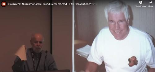Denis Loring Remembers Del Bland