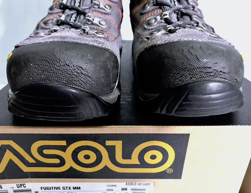 Asolo: Fugitive GTX Hiking Boots