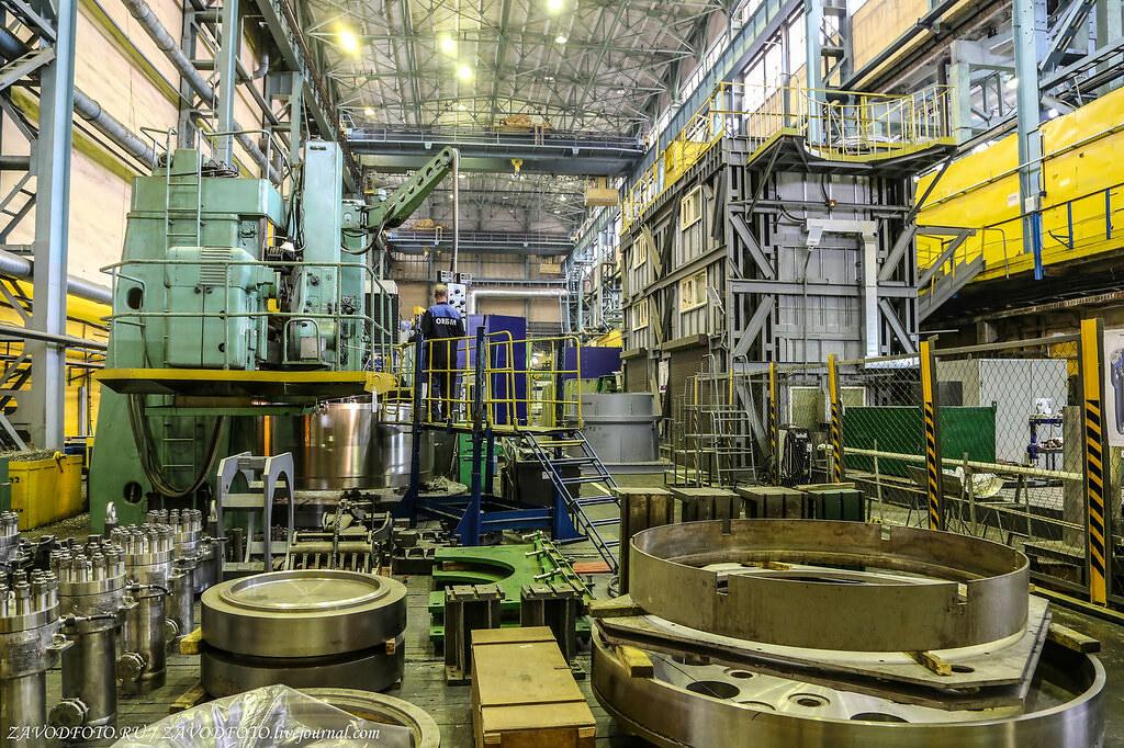 Великие заводы России: ОКБМ Африкантов