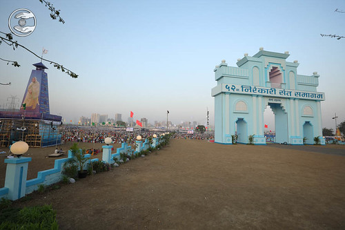 A view of Samagam Gate