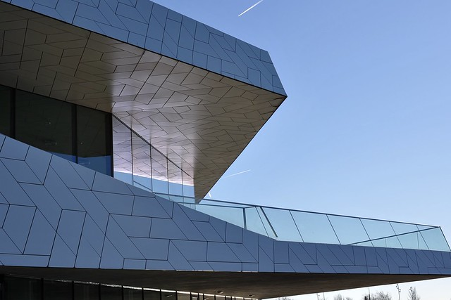 Film museum Eye in Amsterdam