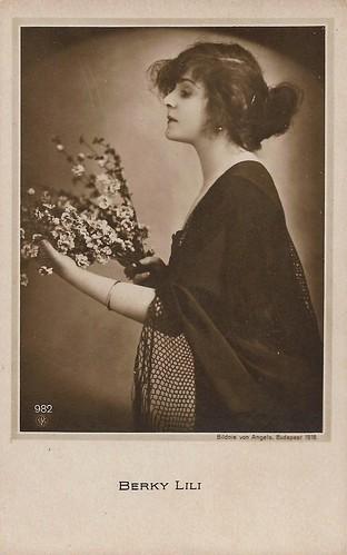 Lili Berky, Angelo