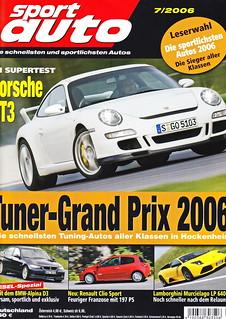 sport auto 7/2006