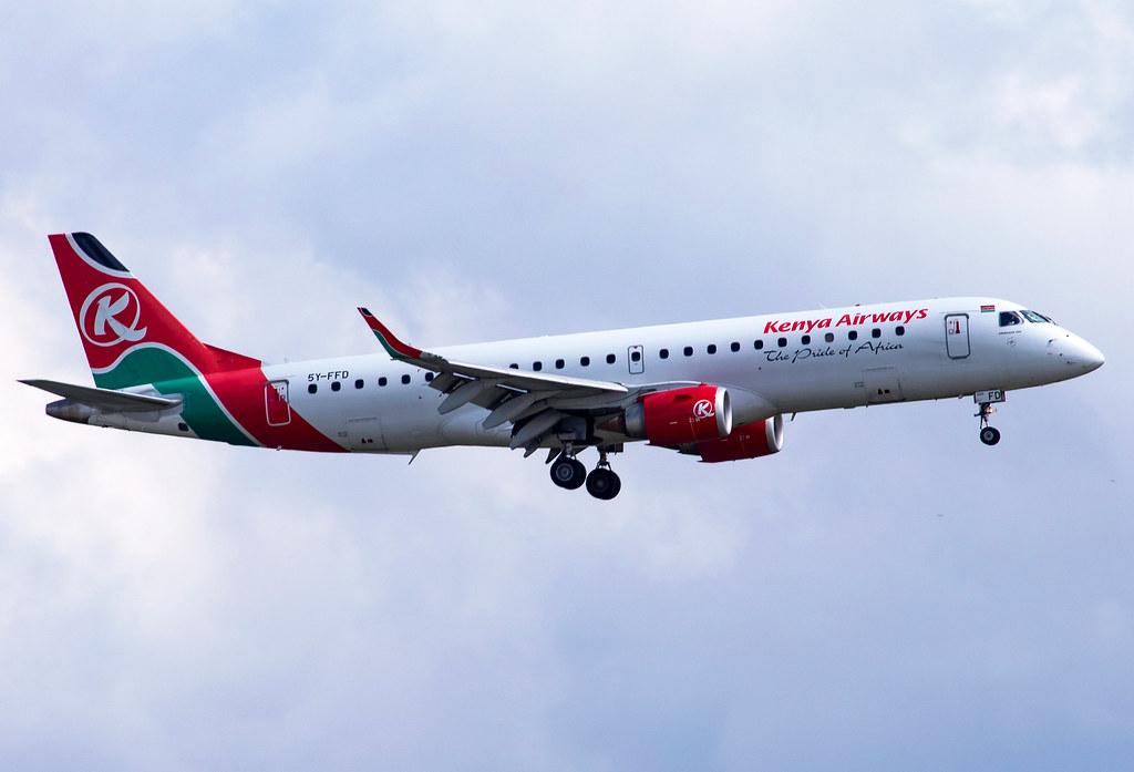 Short final for RWY06 inbound from Entebbe EBB. Delivered 12/2012.