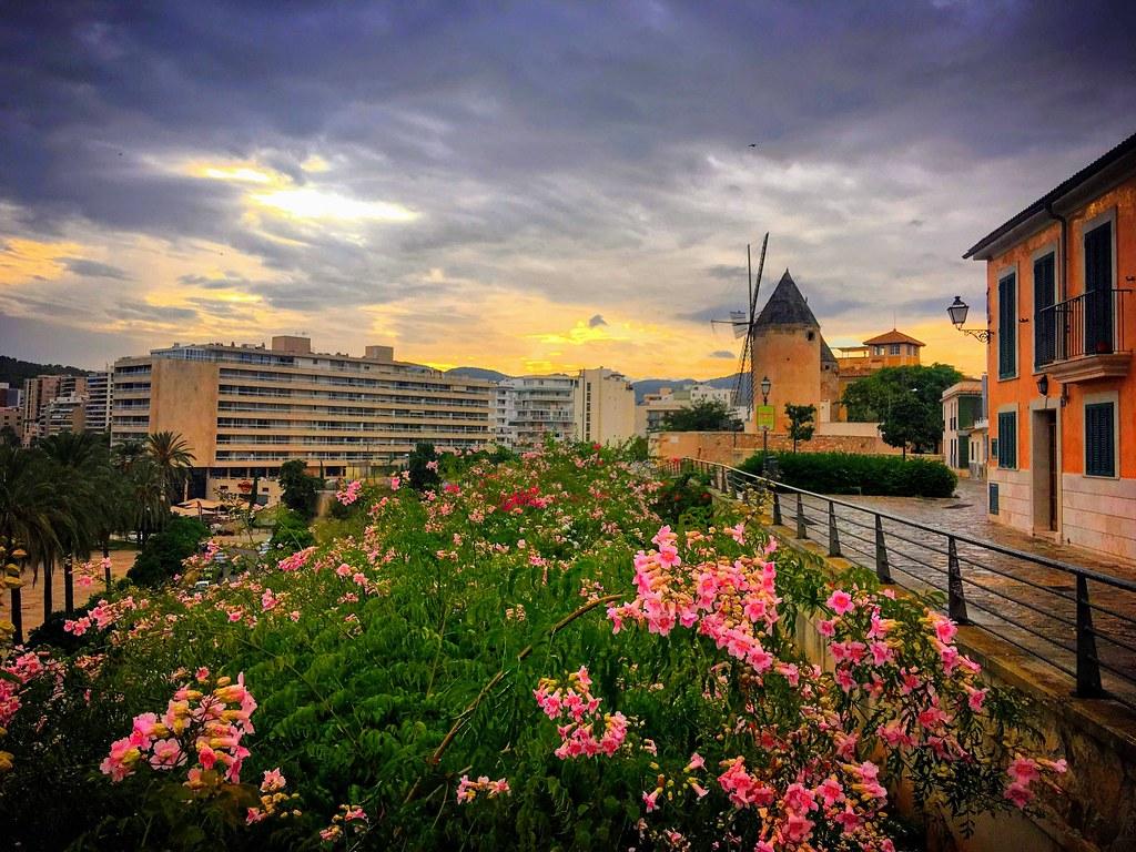 Palma de Mallorca | Mallorca, Spain - September 2018 | Sergei ...