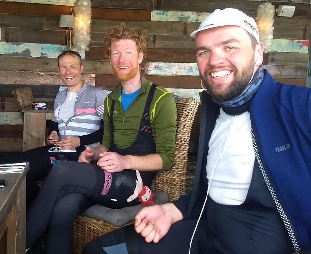 4- Seb, Eric and Bract