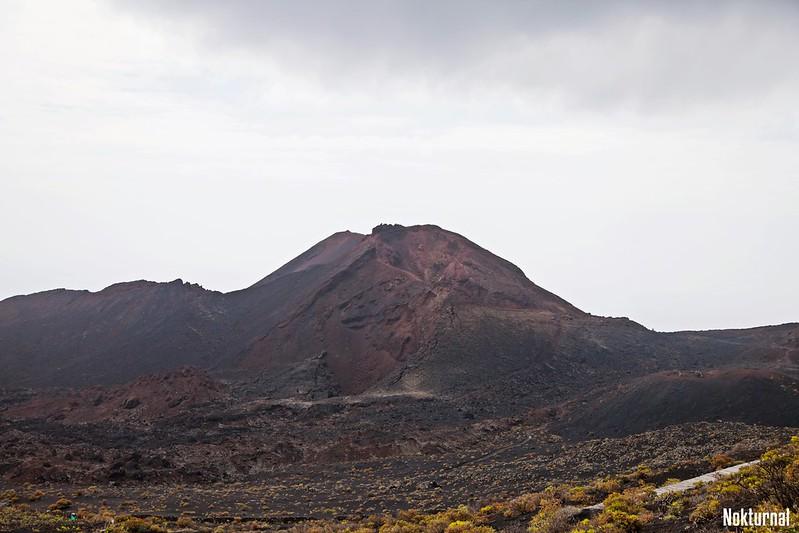 Volcano San Bernardo