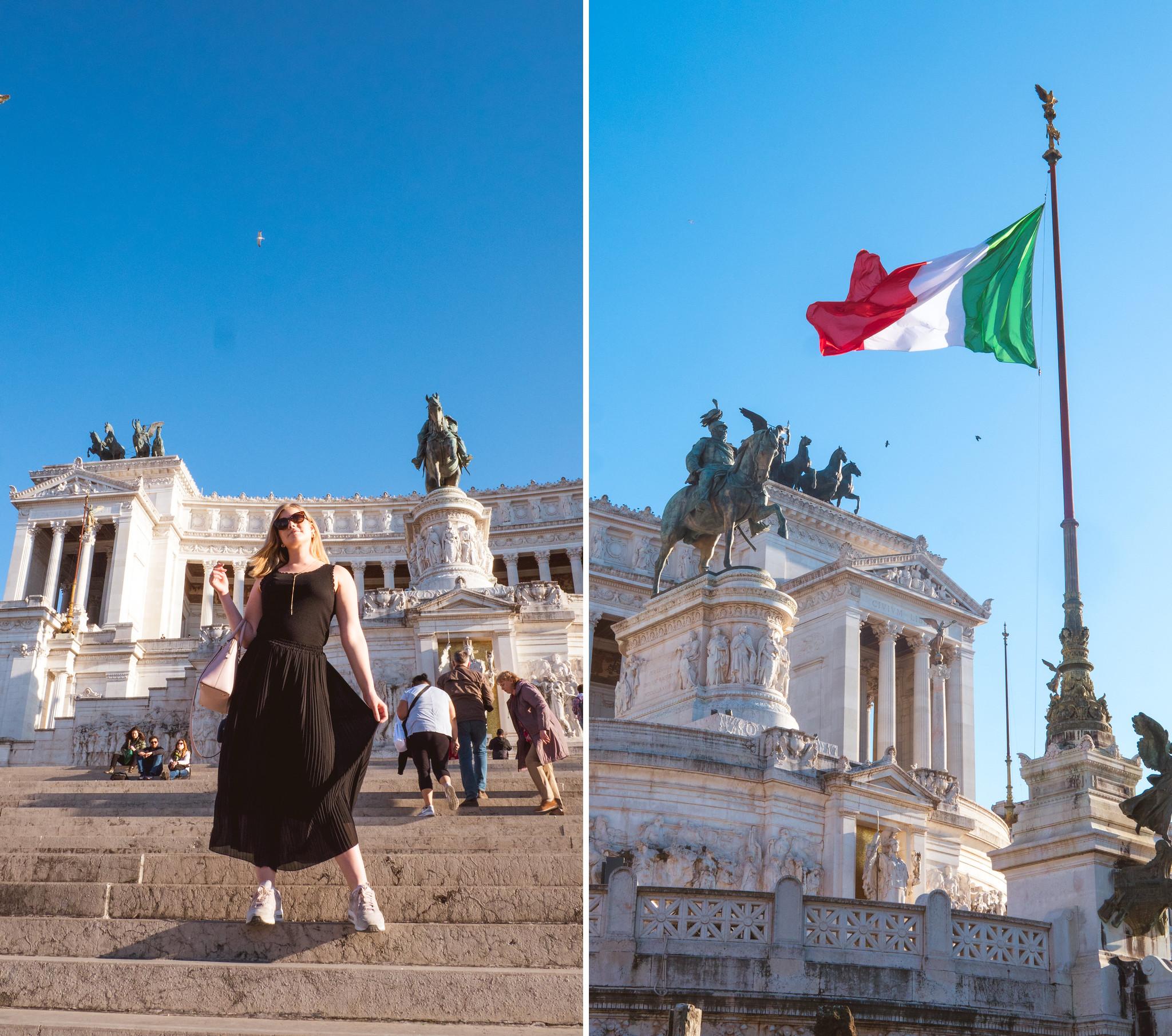 Rooma-Piazza Venezia